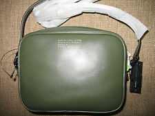 NWT Marc by Marc Jacobs Sophisticato  Duo Leather Camera Bag Spanish Moss