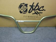 "Fit BMX HANDLEBARS MAC 2 level 2 BARS 9""x29"" Deep Green Metalic w/ FREESHIP new"