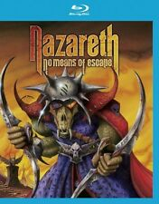 NAZARETH - NO MEANS OF ESCAPE  BLU-RAY NEU