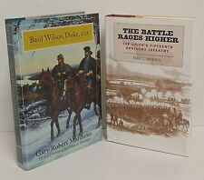 CIVIL WAR in Kentucky 2 books Morgan's Raiders 15th Infantry
