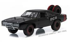 GREENLIGHT FAST & FURIOUS FAST 7 DOM'S 1970 DODGE CHARGER R/T 1/43 OFFROAD 86232