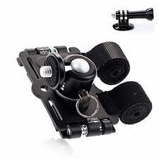 SOPORTE PROFESIONAL VELCRO ACTION MOUNT XSORIES GOPRO HERO4 ACTIONPRO X7 SJ4000