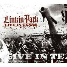 Linkin Park-Live in Texas CD + DVD ROCK NUOVO