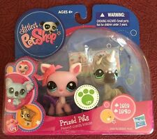 NEW LITTLEST PET SHOP LPS PRIZED PETS #1819 1820 GRAY UNICORN PONY PINK DEER USA