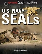 U.S. Navy SEALs (Military Power) by Halberstadt, Hans