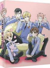 Ouran High School Host Club Collectors Edition Blu-ray New & Sealed ANIME