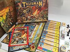 Talisman Board Game, Dungeon Of Doom & City Of Adventure Expansions 100%