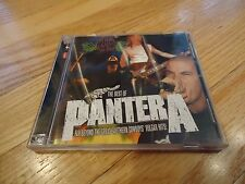Best of Pantera Far Beyond The Great Southern Cowboys' Vulgar Rhino CD & DVD Set