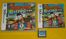 DIDDY KONG RACING DS Nintendo DS Versione Ufficiale Italiana ••••• USATO