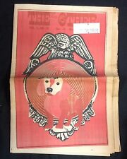 "April 26  1969 ""The East Village Other"" underground newspaper Spain anti-war SDS"