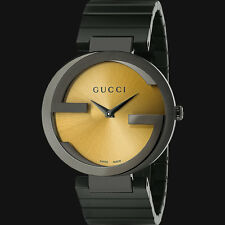 $1295 GUCCI watch YA133314 Interlocking Special Grammy Unisex Watch Men Women