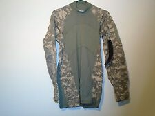 US ARMY COMBAT UNIFORM ACU MASSIF COMBAT SHIRT SIZE SMALL NEW Y-15