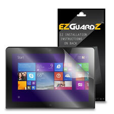 2X EZguardz NEW Screen Protector Skin Cover HD 2X For Lenovo ThinkPad 10 Tablet