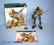 RARE Lego Bionicle 8625 UMBRA Titan - Boxed and complete with instructions