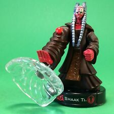 STAR WARS ATTACKTIX SHAAK TI LFL Hasbro 2005 #ag458