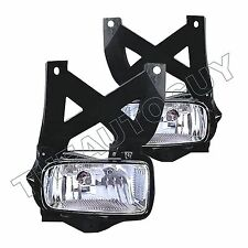 2001 2002 2003 2004  FORD ESCAPE FOG LIGHT KIT WITH CLEAR LENS