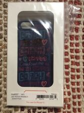 Coach Iphone 5 Phone Case. Hardshell. Daisy Patch. Multi. New. MIB. Orig. $38