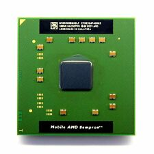 NEW AMD Mobile Sempron 3000+ 1.8GHz Socket/Sockel 754 Laptop CPU SMS3000BQX2LF