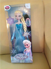 DISNEY Store Frozen Elsa che canta bambola canta Let It Go LIGHT UP