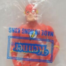 Kenner 1984 Super Powers THE FLASH action figure in Mailer Baggie Complete