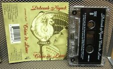 DEBORAH NYACK solo harp Clair De Lune cassette tape Scarborough Fair