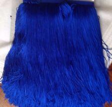 """Tassel Fringe Fringing Trim 30cm 12"""" Drop costume furniture Assorted Colours 1yd"""