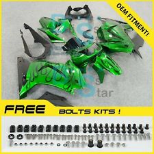 Fairing Bodywork Bolts Set For Kawasaki Ninja 250R EX250 08-12 2008-2012 82 N7
