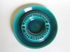 Portacenere verde del 1950 birra Holland Oranjeboom beer ashtray