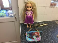 Original Disney Store Animators collection toddler princess Rapunzel toy doll