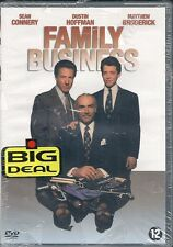 DVD ZONE 2--FAMILY BUSINESS-CONNERY/HOFFMAN/BRODERICK/LUMET--NEUF
