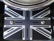 Regulator / Rectifier Cover for Triumph Bonneville Scrambler Thruxton Union Jack