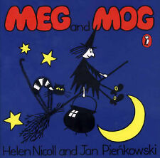 Meg and Mog (Picture Puffin),ACCEPTABLE Book