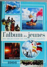 Album des jeunes - 1966 - Radioamateurs - Toundra Canadienne - Voiliers - Jeux