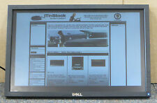 "Dell E1911 19 ""LCD TFT A Flat Panel Monitor Widescreen VGA w6vpj NO STAND"
