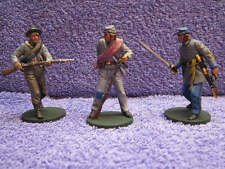 ORYON COLLECTION 54mm painted metal toy soldiers.#6032 CONFEDERATE INFANTRY MIB.
