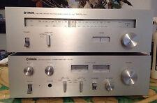 Amplificatore e Tuner Yamaha, Natural Sound, modelli CA-410 e TC-410 super!