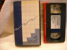 1990 FORD TAURUS LTD CROWN VICTORIA PRODUCT INFORMATION VHS VIDEO TAPE