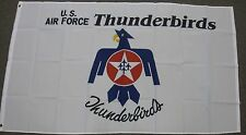 3X5 US AIRFORCE THUNDERBIRDS FLAG USAF FLAGS USA F390