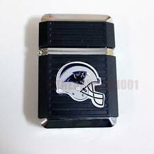 FSO ***Carolina Panthers*** Butane Gas Torch Lighter (Gas Not Included)