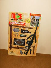 "G.I. JOE Classic ( 12"" / 30cm ) - RECON BASE CAMP Mission Gear set - 1997"