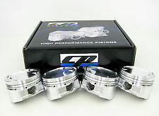 CP Forged Pistons Fits Subaru EJ20 WRX 2.0L 92.5mm 8.5:1 SC7400