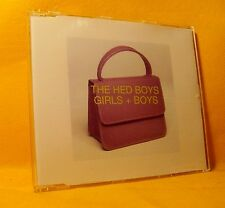 MAXI Single CD The Hed Boys Girls + Boys 4TR 1994 House