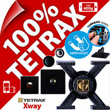 New Tetrax Xway Air Vent Magnetic Car Dash Holder for Mini-Tablet Smartphone GPS