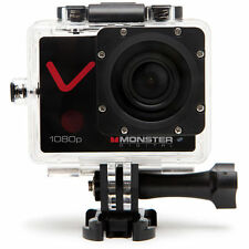 BRAND NEW MONSTER DIGITAL VILLAIN HD ACTION SPORTS CAMERA 1080p LCD GoPro W