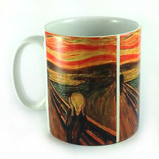 NEW THE SCREAM EDVARD MUNCH GIFT MUG CUP PRESENT PAINTING ART ARTIST