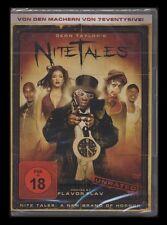 DVD NITE TALES - UNRATED - FSK 18 HORROR - GESCHICHTEN AUS DER GRUFT *** NEU ***