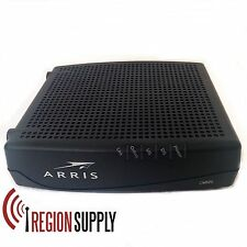 ARRIS CM820A DOCSIS 3.0 CABLE MODEM IPV6 -  COMCAST-XFINITY & TWC APPROVED!