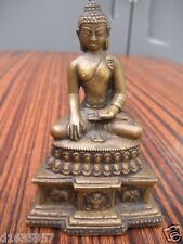 China  Antique Brass Kwan-yin