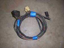 1960 Buick Lesabre Invicta rear tail light wire harness plugs wiring