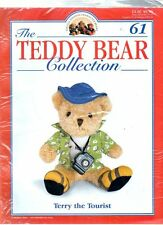 The Teddy Bear Collection Magazine - Issue.61, Terry the Tourist